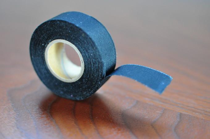 室外用オーディオハーネステープ