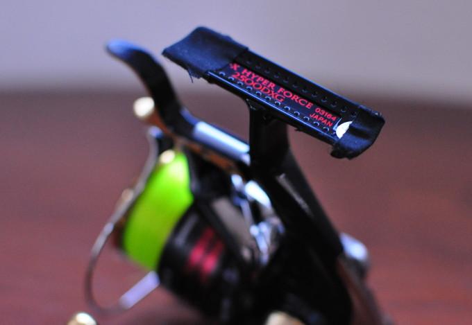 シマノ13BB-Xハイパーフォース2500DXG