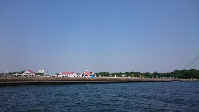 大阪北港 ヨットハーバー