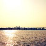 【西宮】清々しい朝マヅメのMKで軽く目印で落としてきました