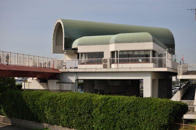 武庫川河口 尼崎市立魚つり公園