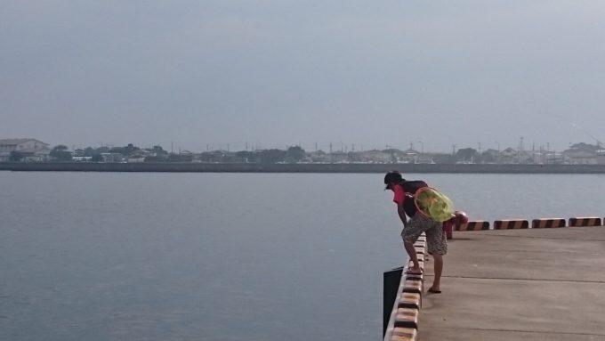徳島小松島港 赤石岸壁
