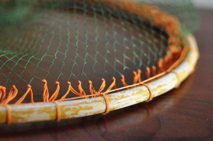 oland オーランド木製玉網40cm