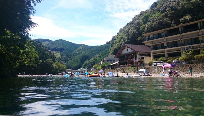 熊野本宮川湯温泉