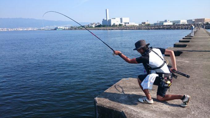ローレルの釣りハマってます!!