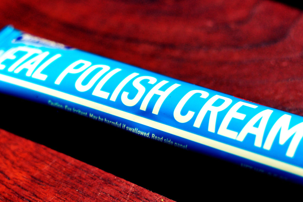 ブルーマジックメタルポリッシュクリーム Blue Magic Metal Polish Cream