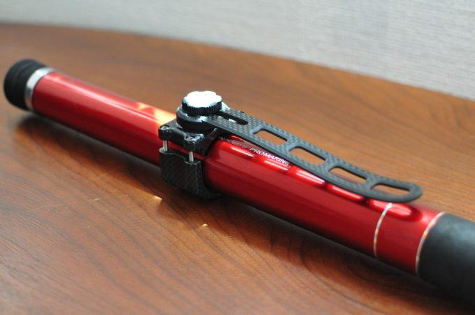PROX プロックス タモホルダーV3 アジャスタブルV カーボン PX874CBK