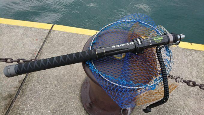 プロマリン(PRO MARINE) CB 湾岸スティック 600