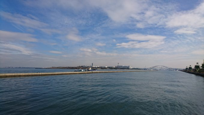 大阪北港夢洲サンバシ
