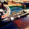 【岡山湾奥】台船の際にも黒鯛は居ない模様でした