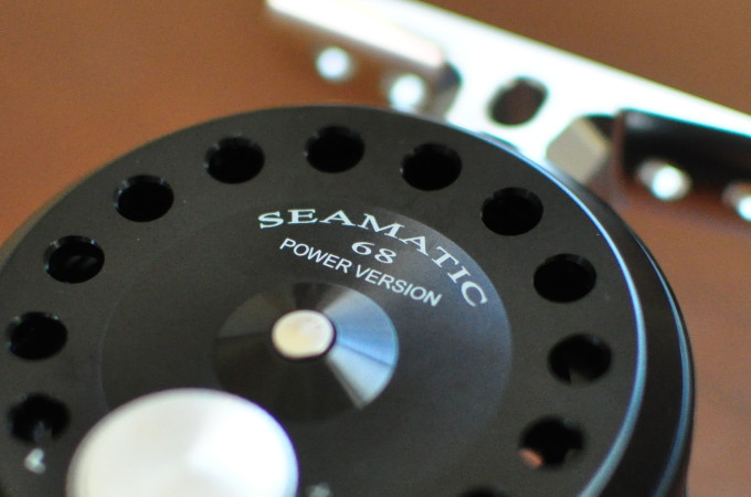 DAIWAダイワシーマチック68パワーバージョンブラック