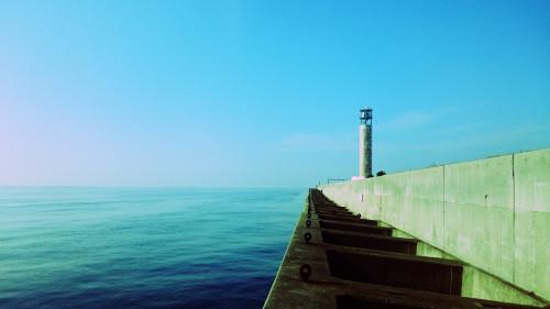北港スリットのレーダー