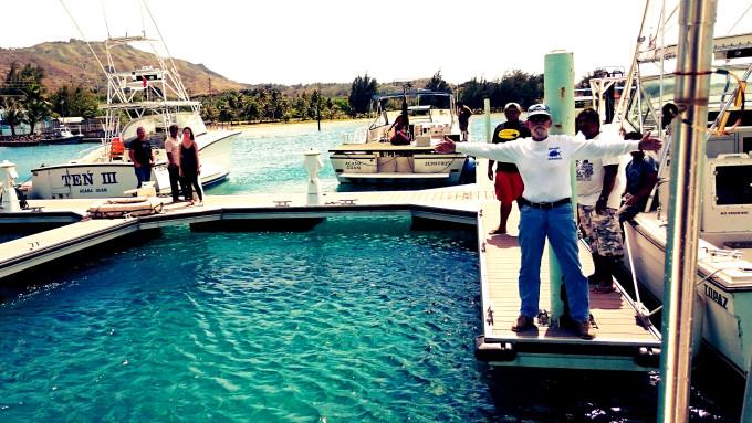 Mamulan Fishing Chartersのボス