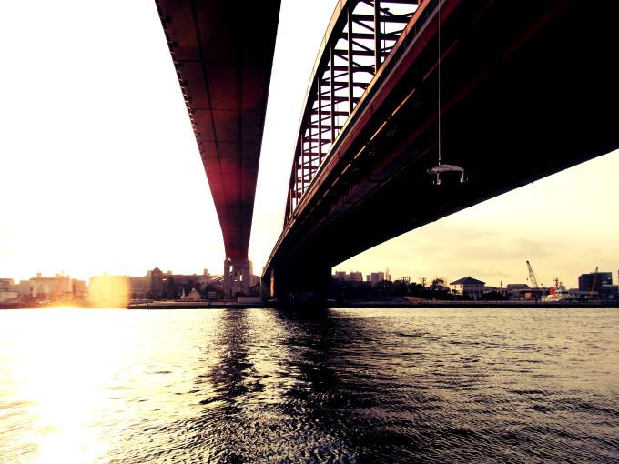 神戸第四突堤