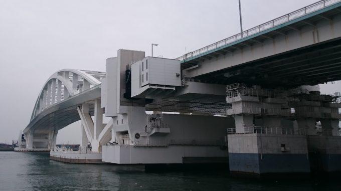 大阪舞洲スポーツアイランド 夢舞大橋