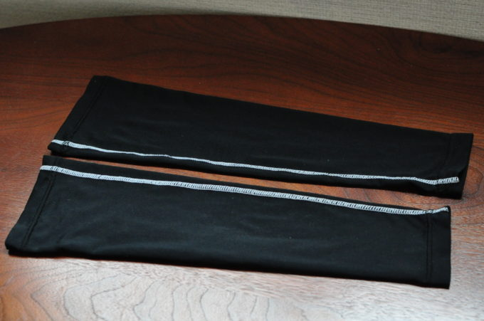 おたふく手袋 ボディタフネス冷感 パワーストレッチ アームカバー JW-618