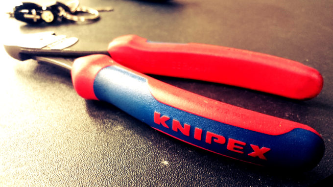 KNIPEX クニペックス ニッパー