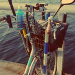【改造】釣り仕様にカスタムされたおっちゃんの自転車拝見