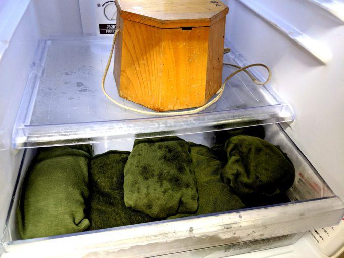 イガイの保存方法