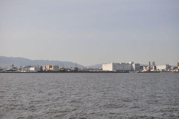 武庫川河口 尼崎市側 左岸