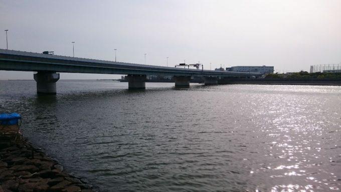 武庫川湾岸下