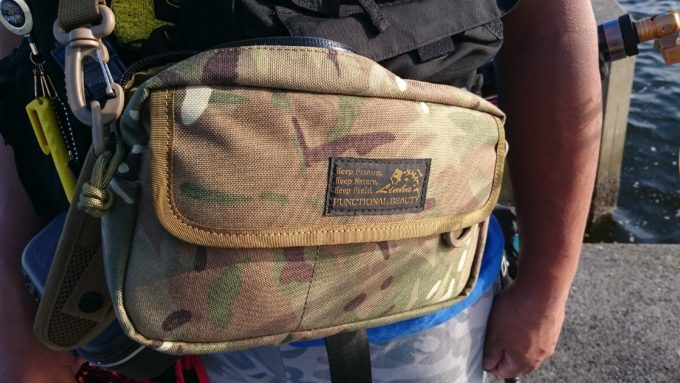 MSB-10 ATTACHMENT POUCH TYPEⅡ