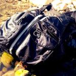 モンベルのライフジャケット、アングラーは川遊びにも最適だった