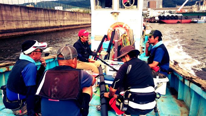 神戸深江 本庄渡船