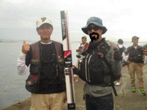 黒鯛人長田会長と野々宮