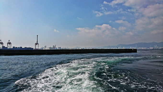 神戸第六防波堤
