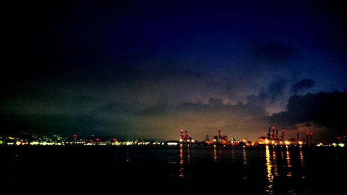 6防みる神戸の夜景