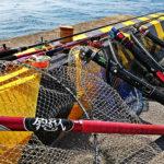 【山口渡船】東波止でヘチ釣り!今週も新たな出会いがありました!