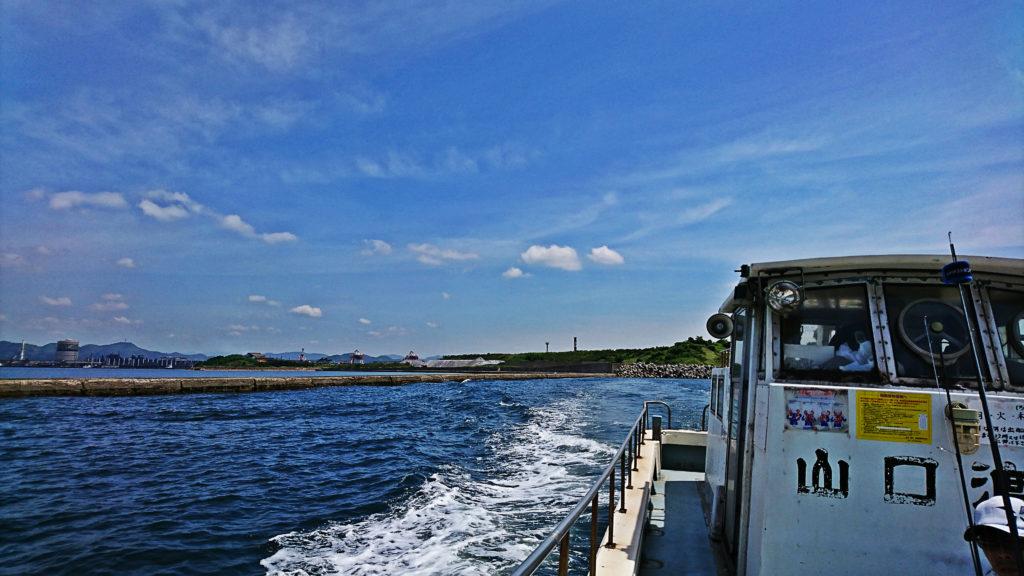 姫路 山口渡船