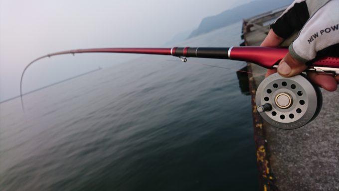 ダイワ(Daiwa) チヌ 磯竿 ブラックジャック スナイパー 落とし込み T-40UM 釣り竿