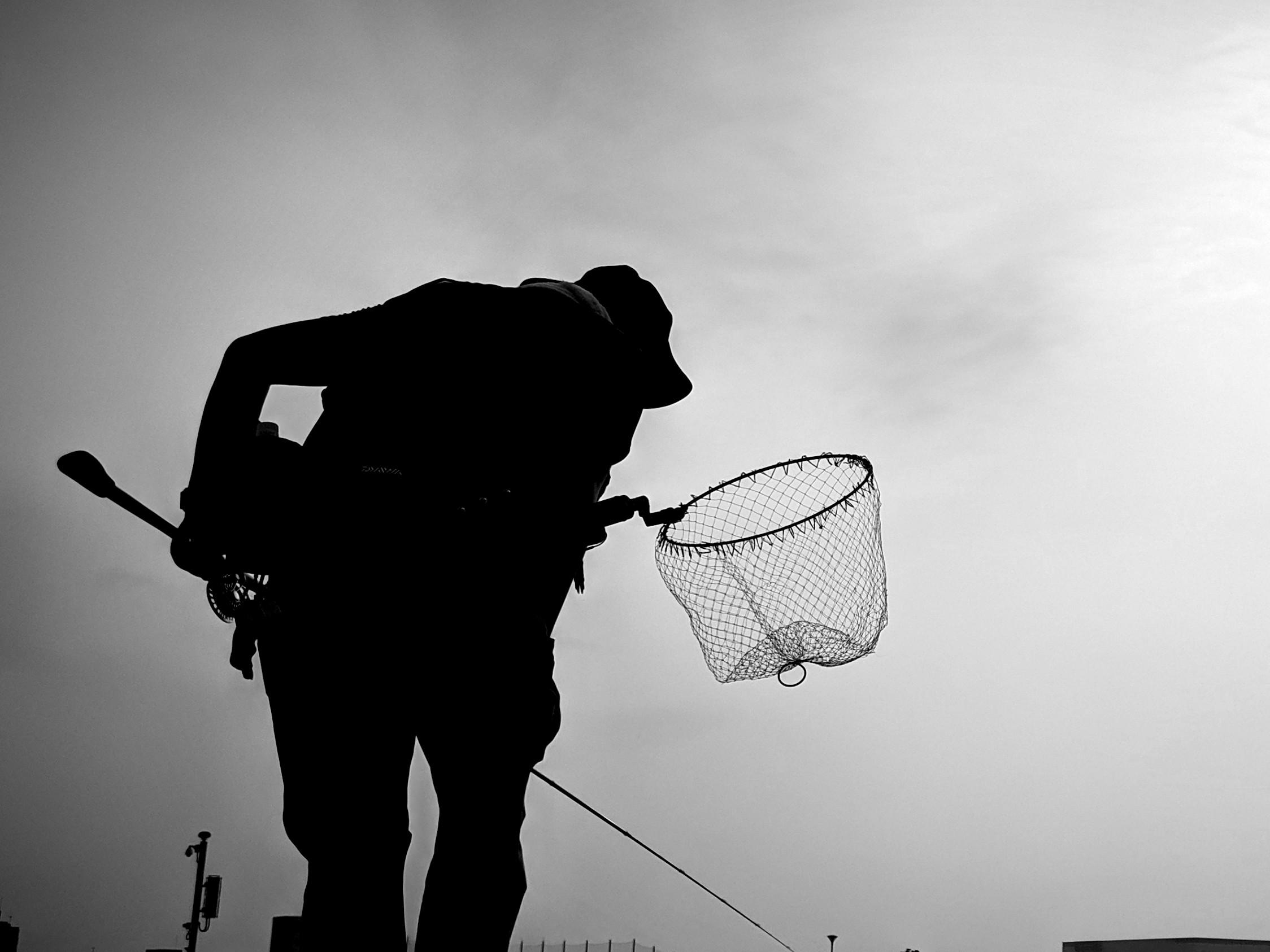 釣りハマのローレル氏