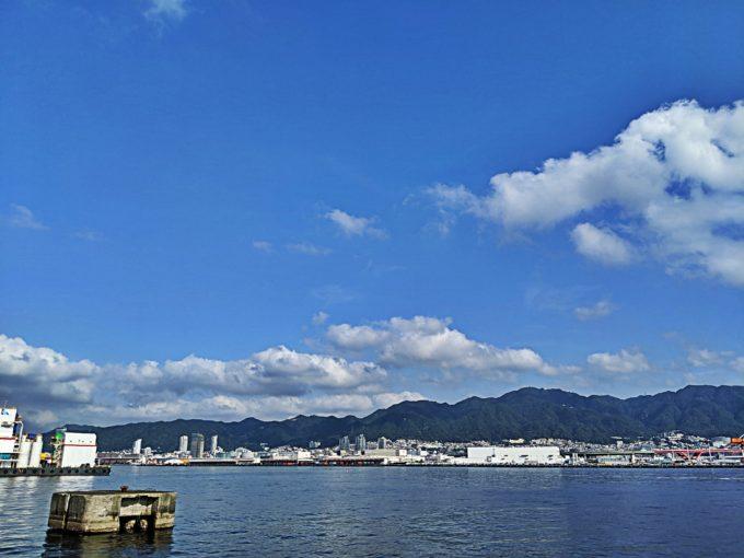 神戸第5防波堤(5防)