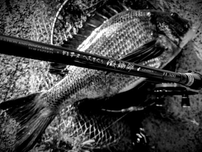 がまかつ がまチヌ へちさぐり銀治郎 H 3.0m
