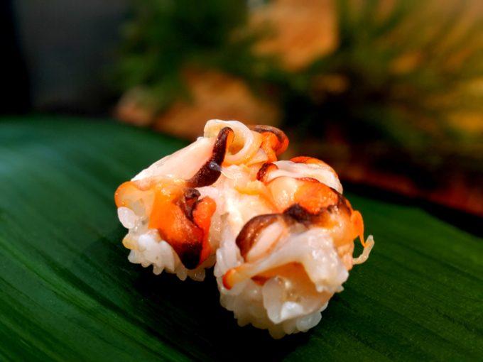 鮨おゝ井 夜鳴き貝