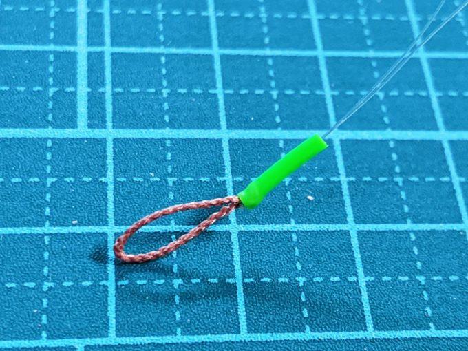 黒鯛(チヌ)の落とし込み釣り用の目印仕掛けを自作する方法