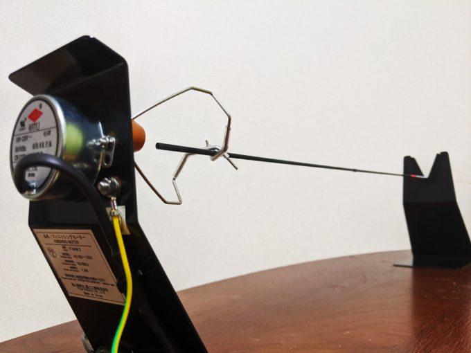 破損した落とし込み・前打ち竿のUガイドを自分で交換する方法破損した落とし込み・前打ち竿のUガイドを自分で交換する方法