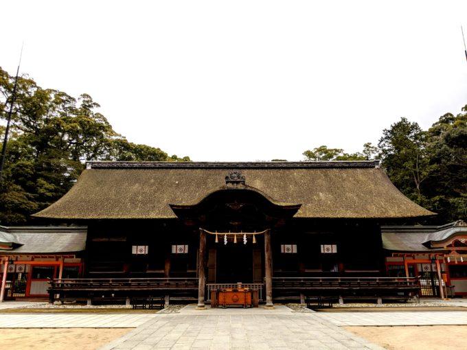 大山祇神社(おおやまづみじんじゃ) 愛媛県今治市大三島町宮浦
