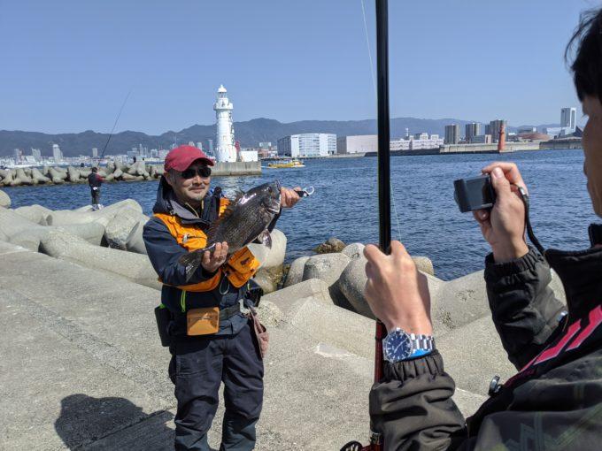 TEAM BJ SNIPER 第二回近畿エリア交流会in神戸港