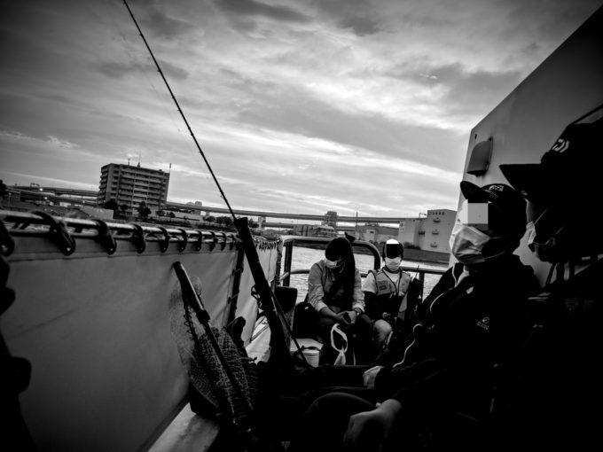 大阪湾の釣り船・渡船【北港の老舗舟屋、ヤザワ渡船】