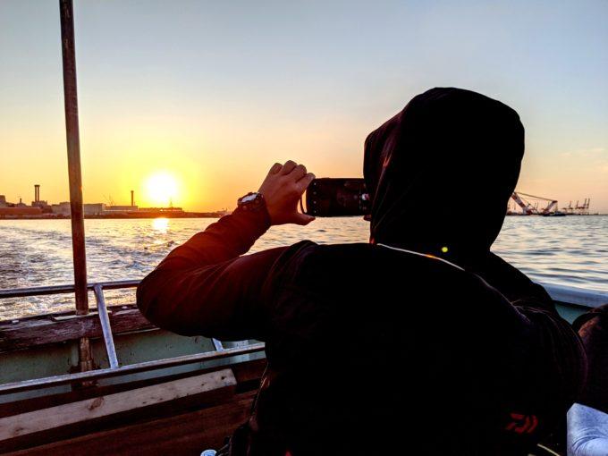 神戸 谷一渡船