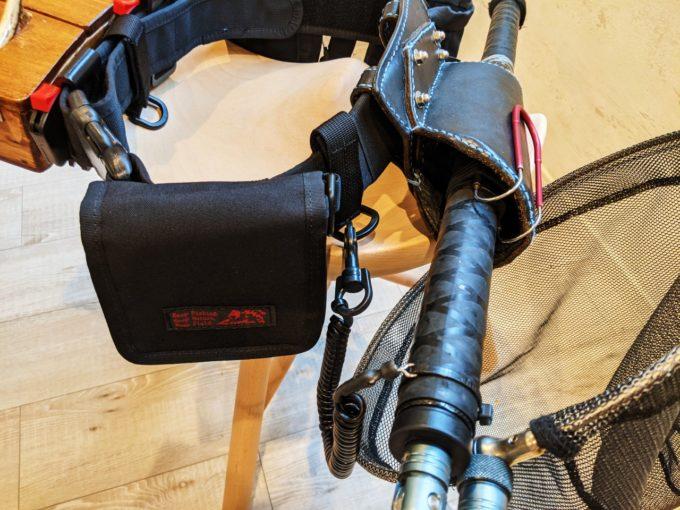 ライズファクトリー リーニア ヘビーロッドベルト ロッドホルダーセット CL-06 raiz factory LINHA HEAVY ROD HOLDER SET