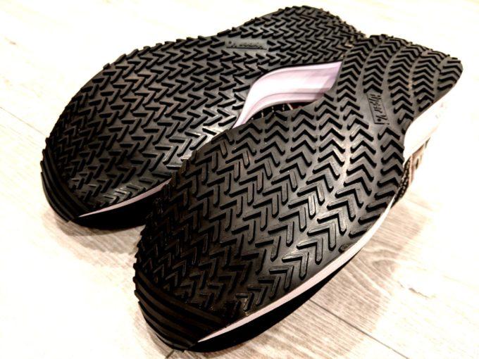[日進ゴム] 作業靴 ハイパーV #003 耐油 防滑 軽量 先芯無し ハイパーVソール