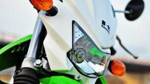 【速報】釣り用オフロードバイク、カワサキKLX125本日納車!